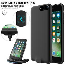 For iPhone 6 6S 7 Plus QI Wireless Charger Receiver Direct C