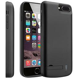 Cofuture iPhone 7 Plus Battery Case, 8000mAh Charging Case f