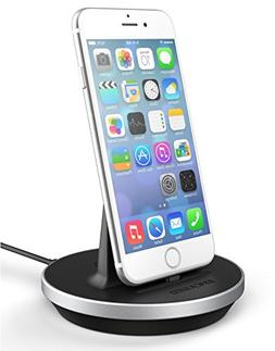 Encased iPhone Desktop Charging Dock  Height Adjustable Moun