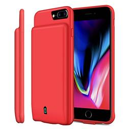 iPhone 8 Plus/ 7 Plus Battery Case,MAXBEAR 7000mAh Portable