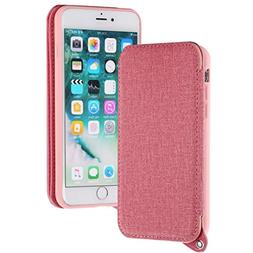 iPhone 8 Plus Wallet Case, iPhone 7 Plus Wallet Case, Welity