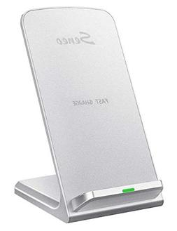 Seneo Wireless Charger, Qi Certified Wireless Charging Stand