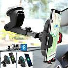 10W FAST Qi Wireless Charger Car Holder Stand For iPhone X 8