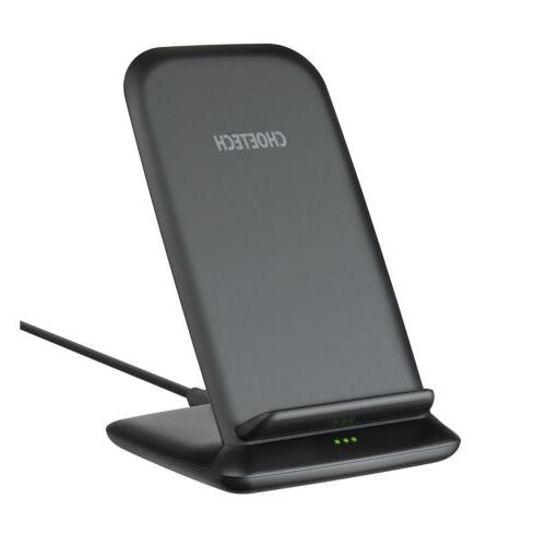 10w fast wireless charger stand