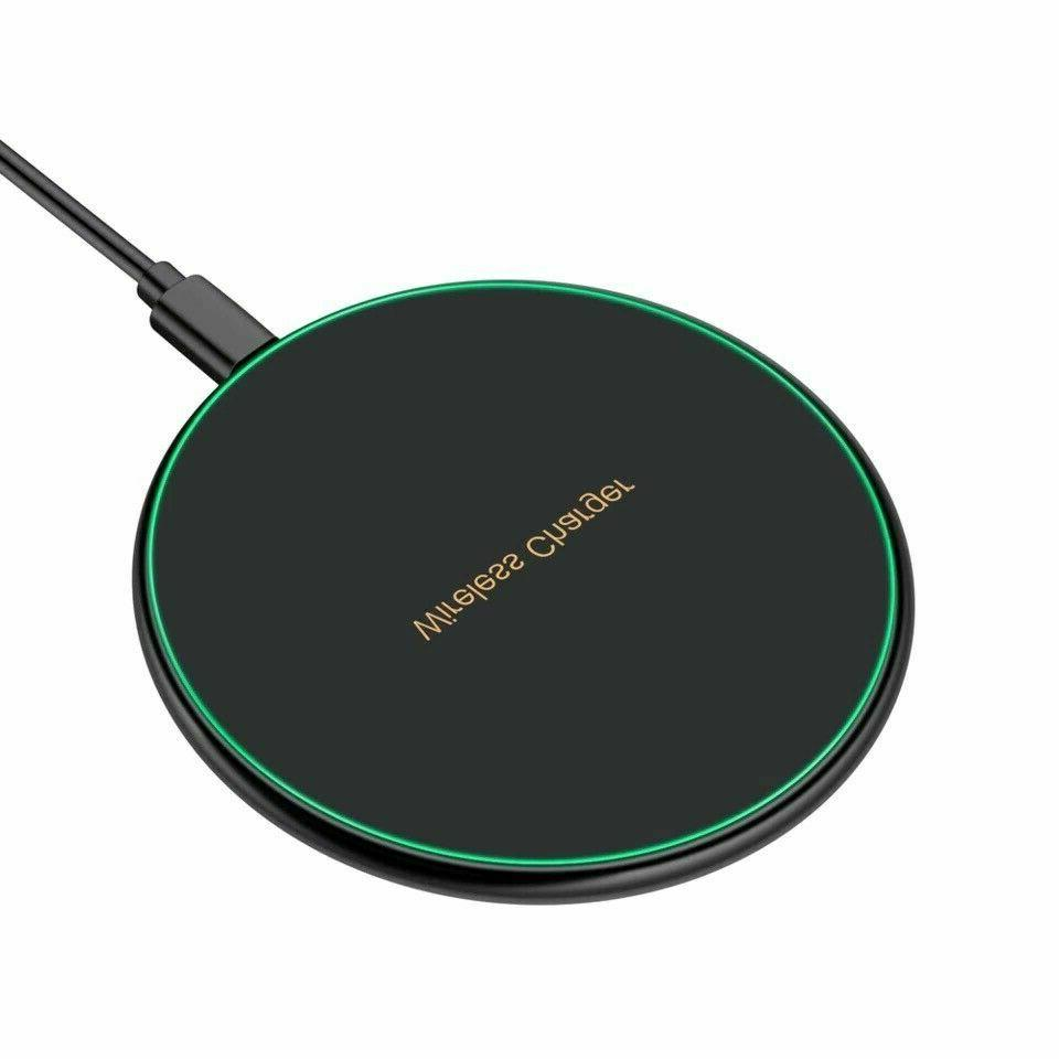 10W Metal Charger Fast Charging For Samsung S10