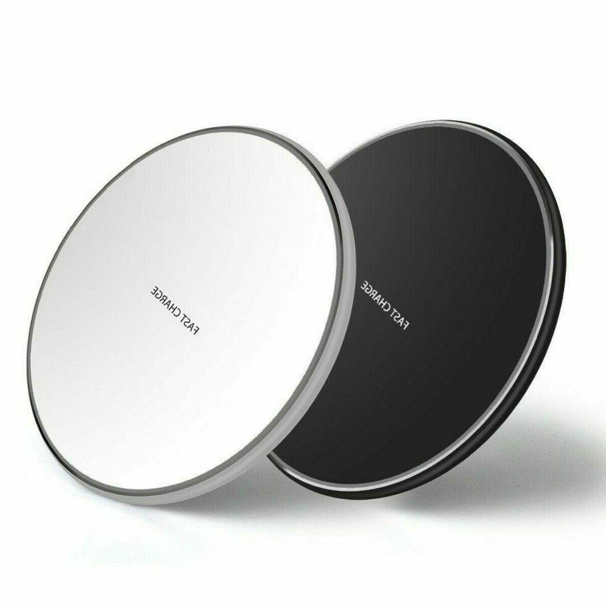 10w qi wireless charger charging pad