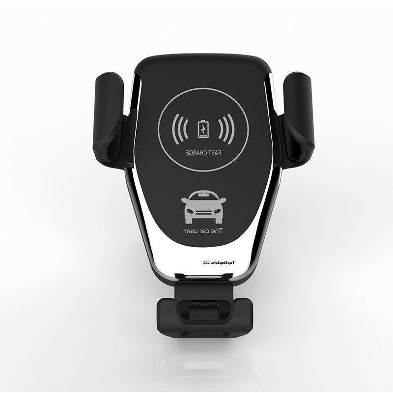 10W QI Charger Mount Holder