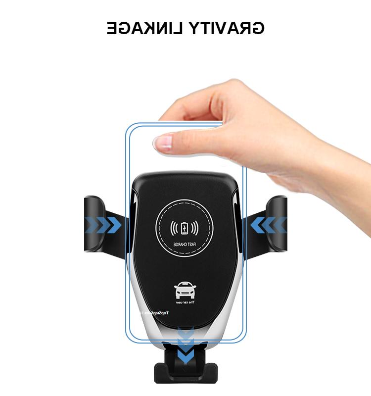 10W Charger Car Mount Stand For XS Samsung S9