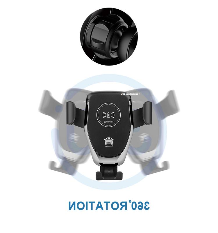 10W QI Charger Mount Stand XS