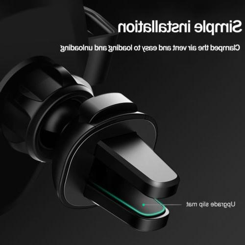 10W Wireless Charger Mount Stand For XS Samsung S9