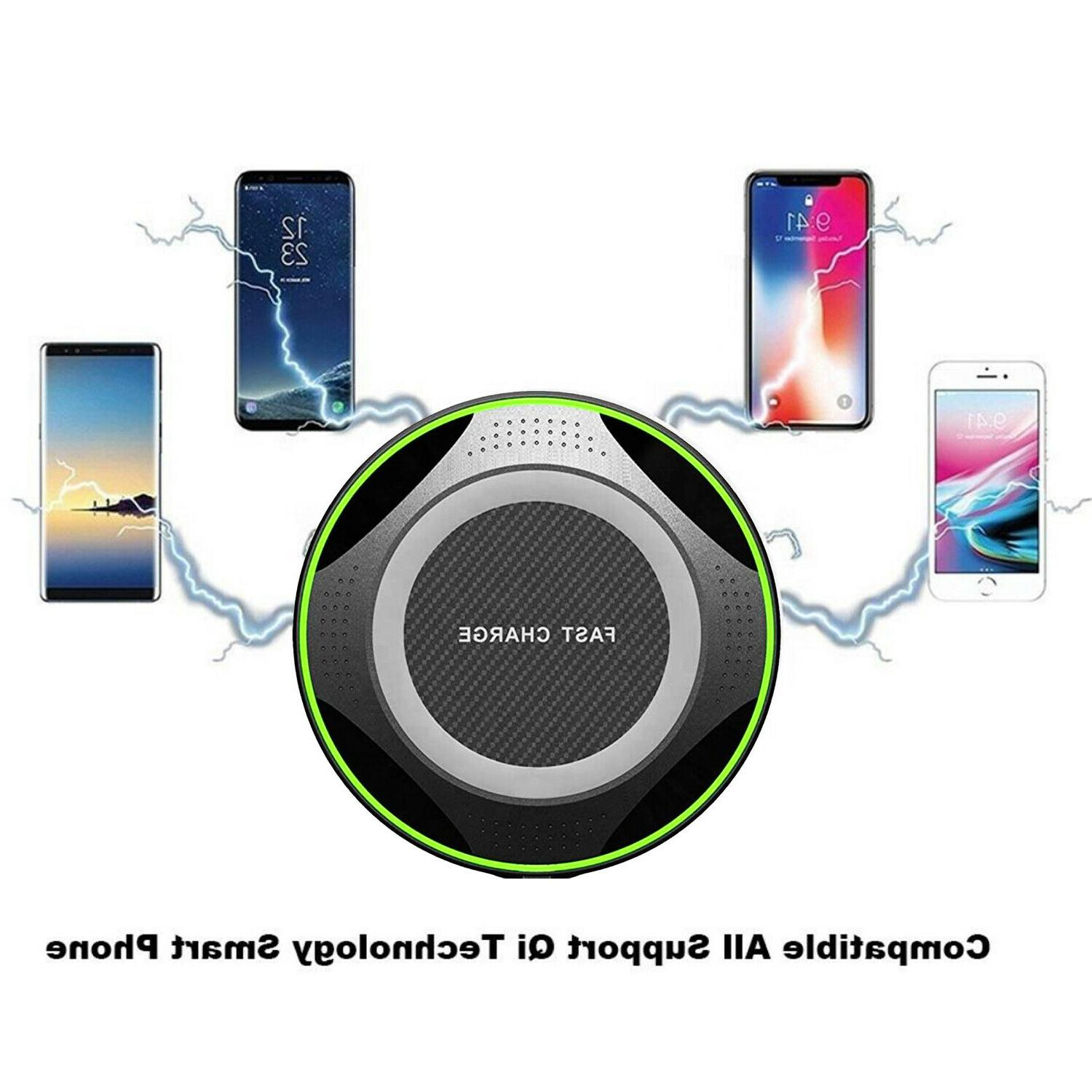 10W Strong Qi Fast Wireless for XR