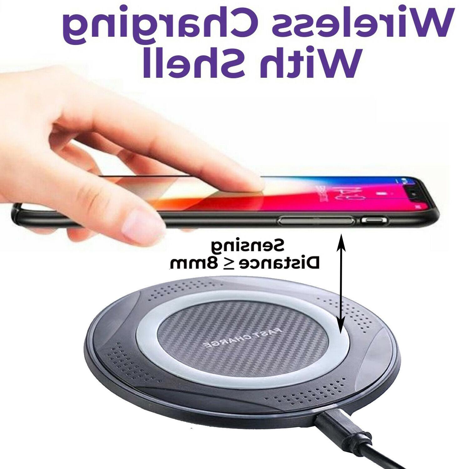 10W Ultra Fast Wireless Charger for iPhone