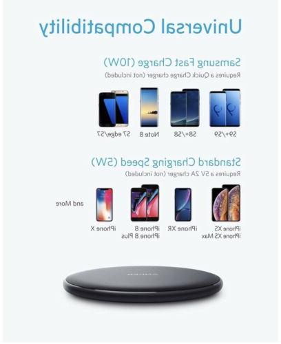 Anker Qi-Certified iPhone Xs...