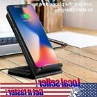 10W Wireless QI Fast Charger Charging Stand Holder For  LG G