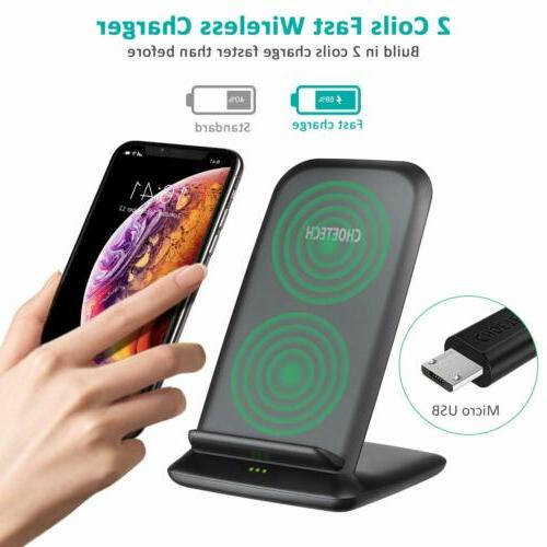 CHOETECH 15W Charger, Compatible