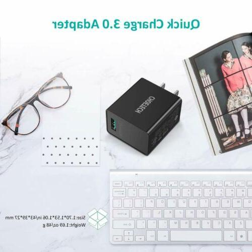 CHOETECH Fast Charging Compatible Samsung
