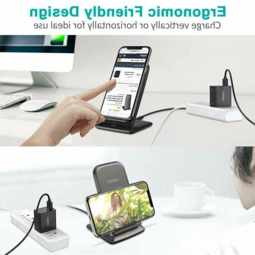 CHOETECH Charger, Fast Charging Compatible Samsung