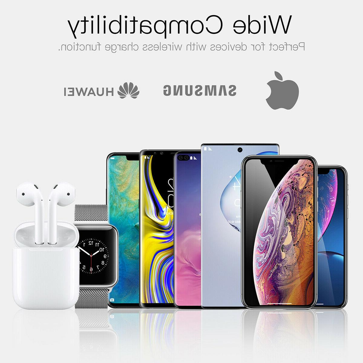 3in1 QI Charging Apple Watch /