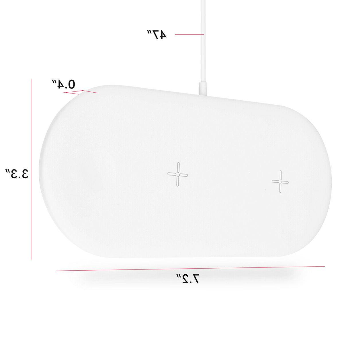 3in1 Wireless Charging Station Apple /