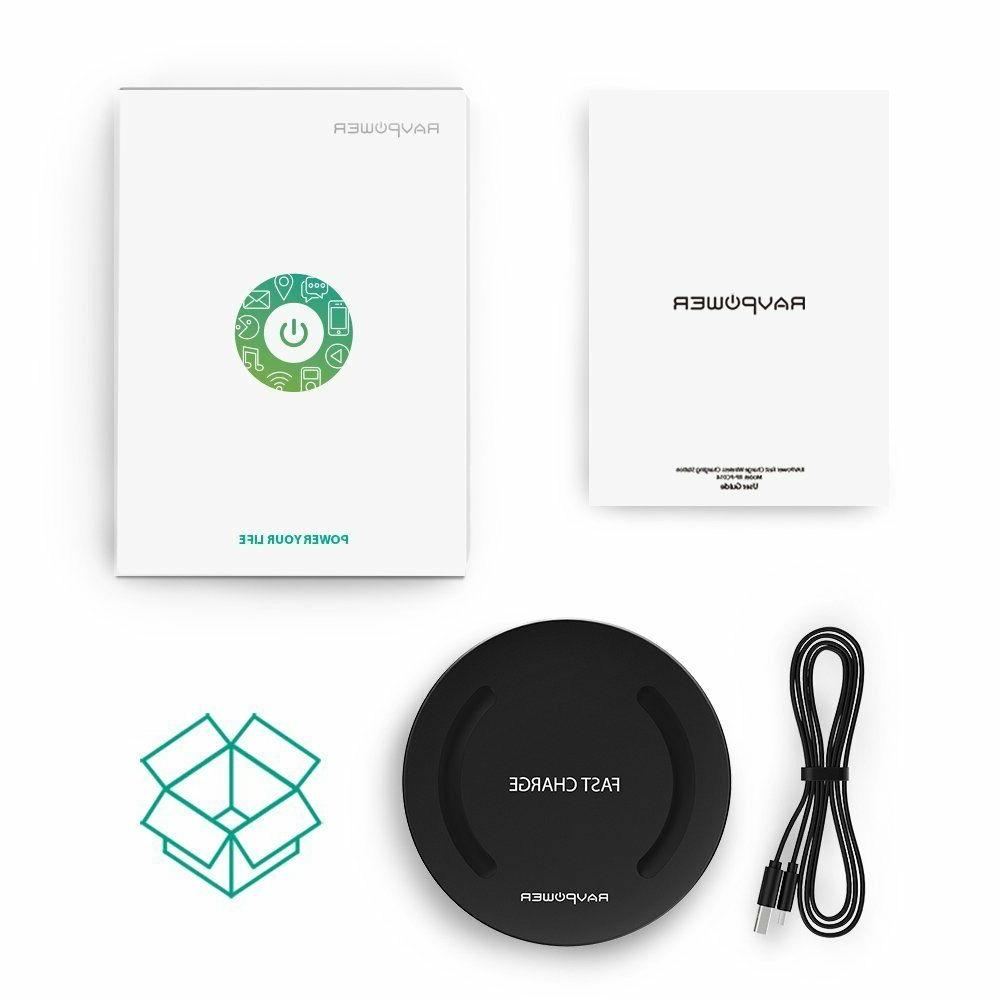 IPhone QI Charging Pad Quick Charge 10W