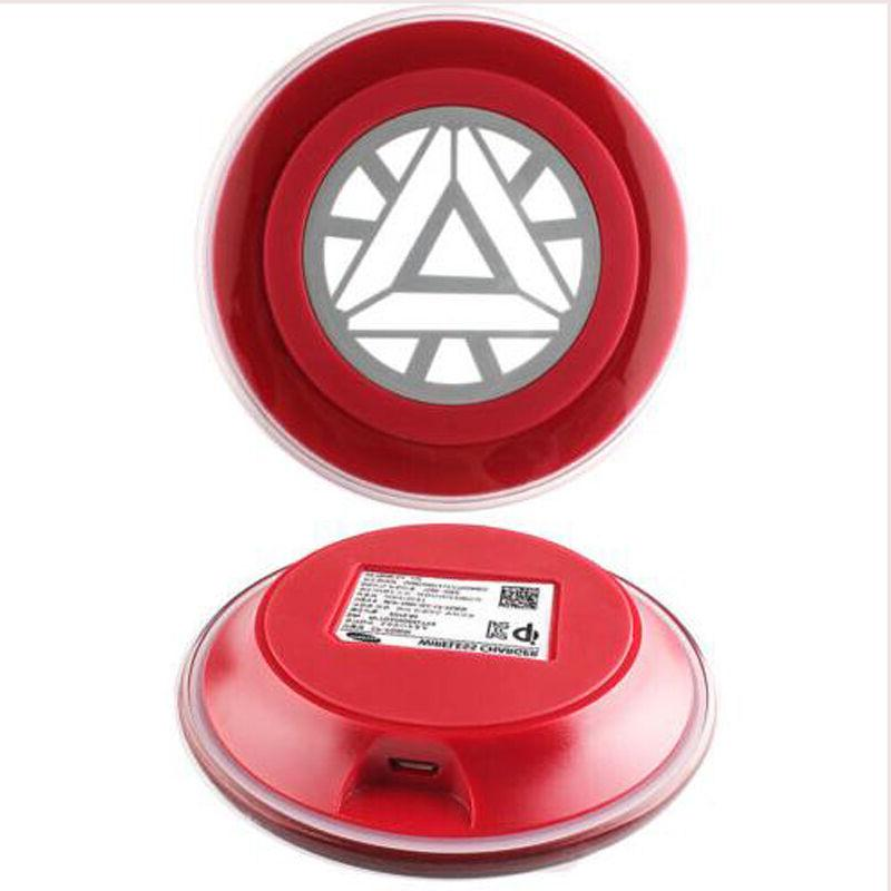 Iron Man Limited Edition Wireless Charger Charging Pad for G
