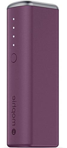 Mophie - Power Reserve 1x Portable Charger - Purple