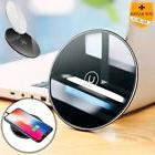 10W Fast Qi Wireless Charger Charging Pad For Samsung Note 9