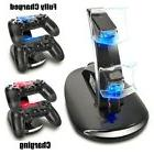 PS4 Controller Charging Station Dock Stand - Dualshock USB P