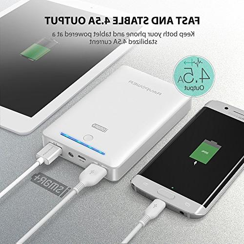 Portable Chargers 16750mAh External 4.5A Bank Power Bank for Nintendo Switch, 7, Galaxy