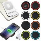 Qi Wireless Charger Dock Charging Pad Mat Receive for iPhone