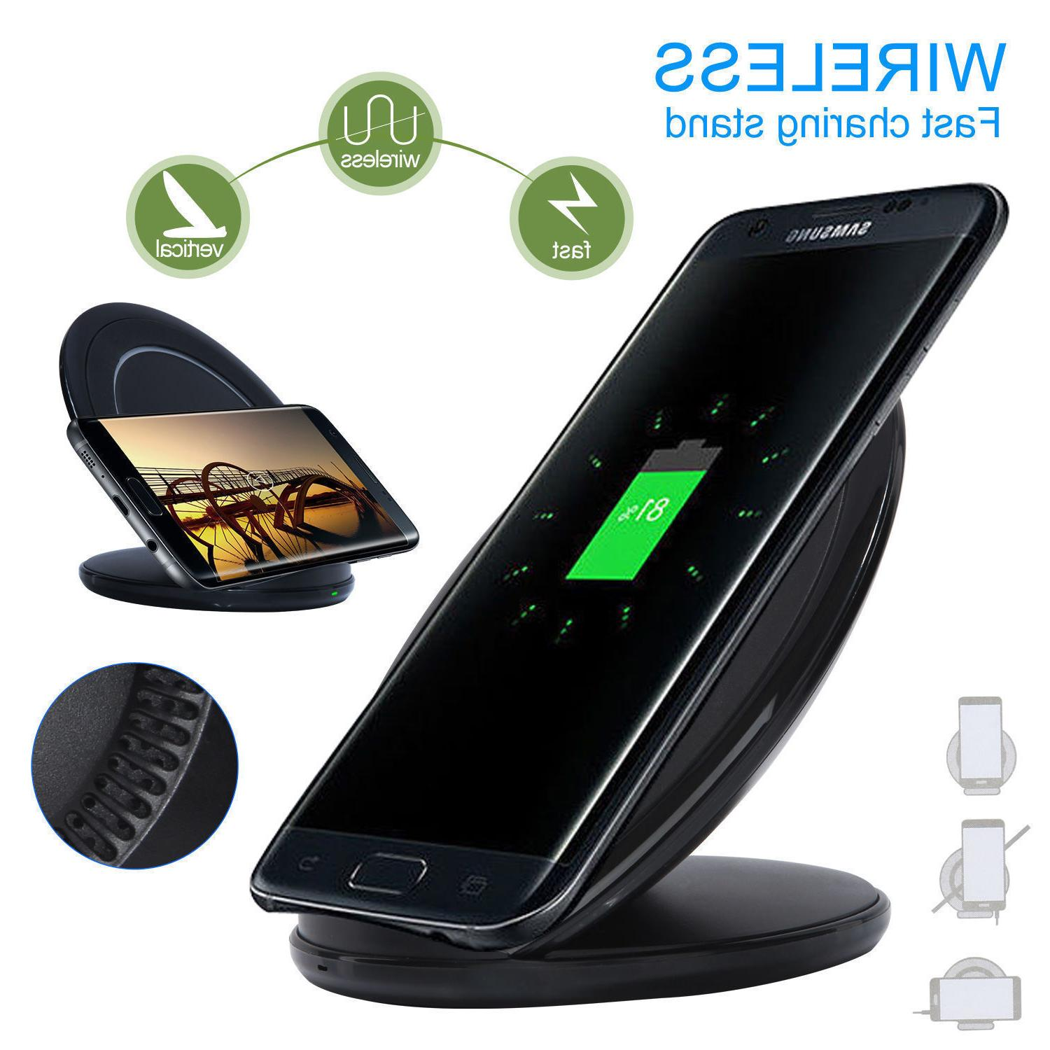 Qi Wireless Fast Charging for 8 S8