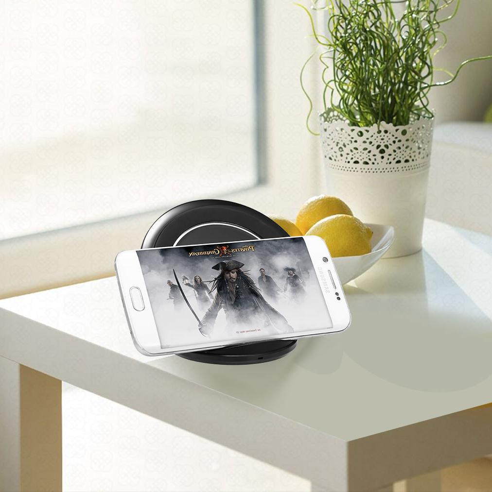 Qi Wireless Charging Stand for 8 S8 S7