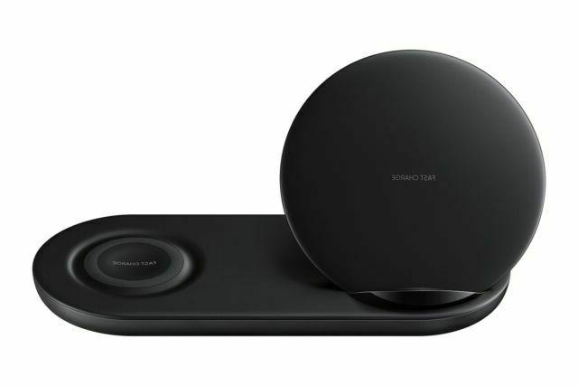 Samsung Wireless Charger Duo for Samsung Phones and Watches