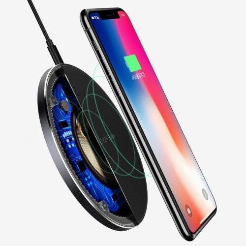 Tempered Charger iPhone XS Max X Plus Pad Mat Best