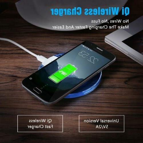 Wireless QI Charging for