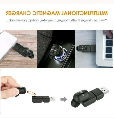 A1 Wireless Earphone USB Charger