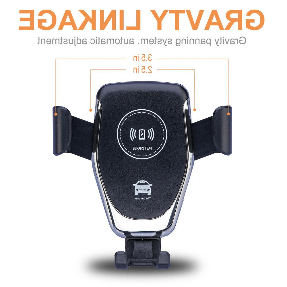 Car Charger Phone Mount