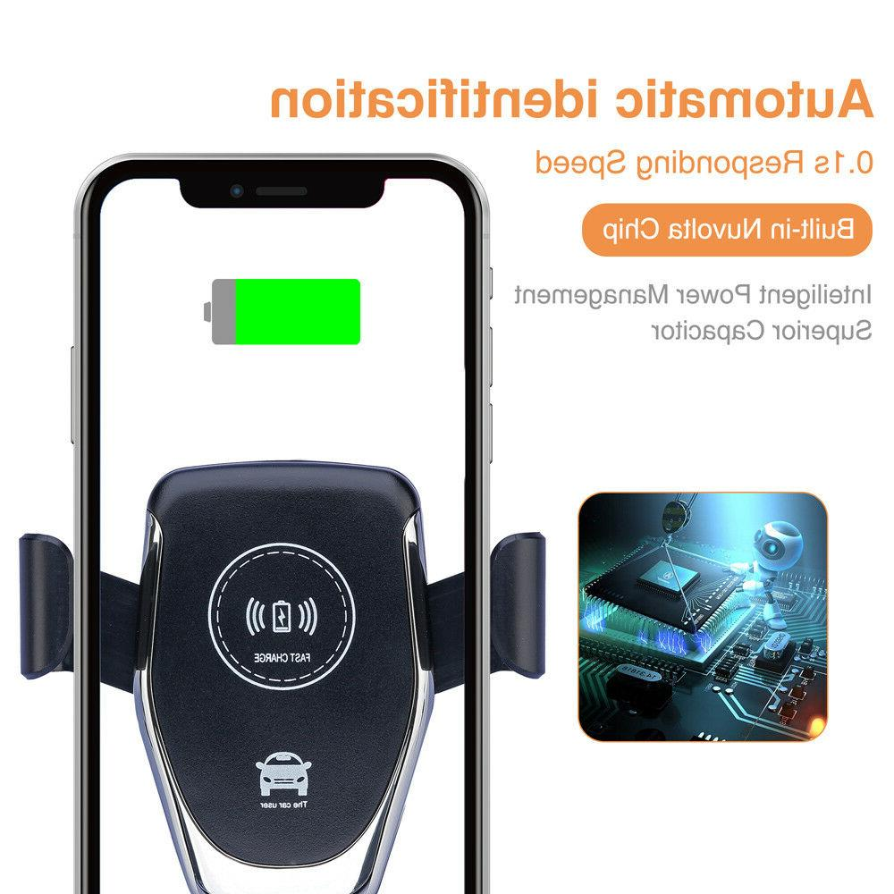 Gravity Charger Fast Phone Holder