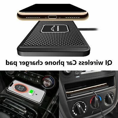 baseus car qi wireless fast charger magnetic