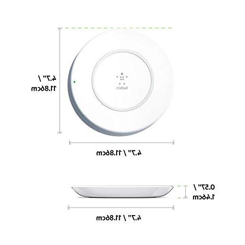 Charging Pad 7.5W Wireless Charger for iPhone Xs, XS X, Compatible Samsung, LG, Sony