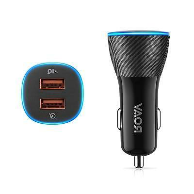 Roav by Anker SmartCharge Spectrum 30W Car Charger with Quic