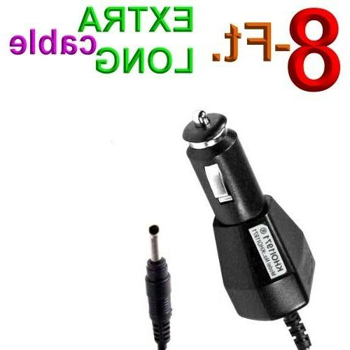 CAR charger power adapter 8=F 7 IN SCREEN PKC0BU7 PEAK Wirel