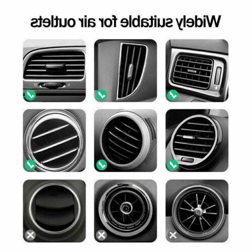 Car Wireless Charger Air Vent Holder iPhone