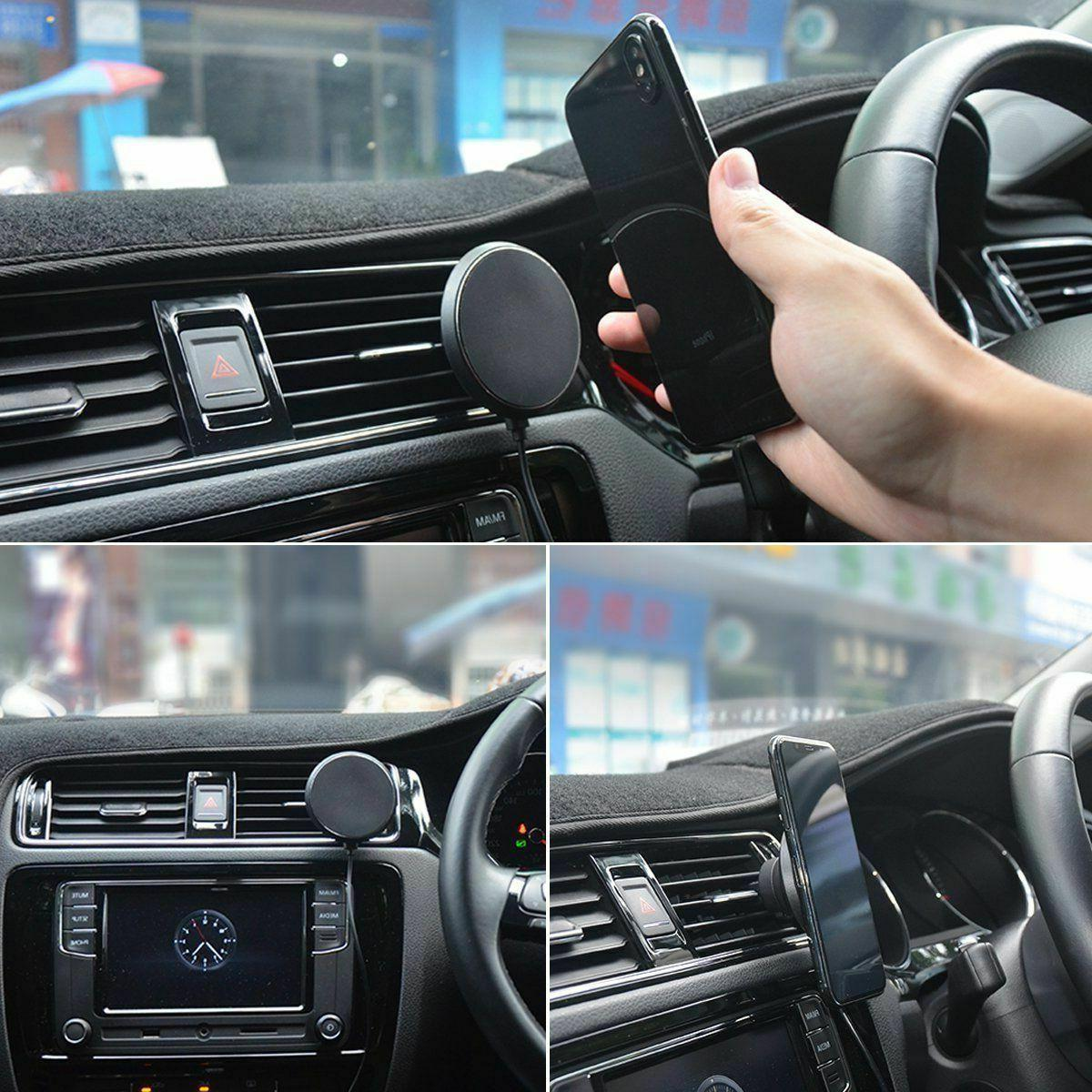 Fast Wireless Charger Phone Holder For Max Xr 8 Plus