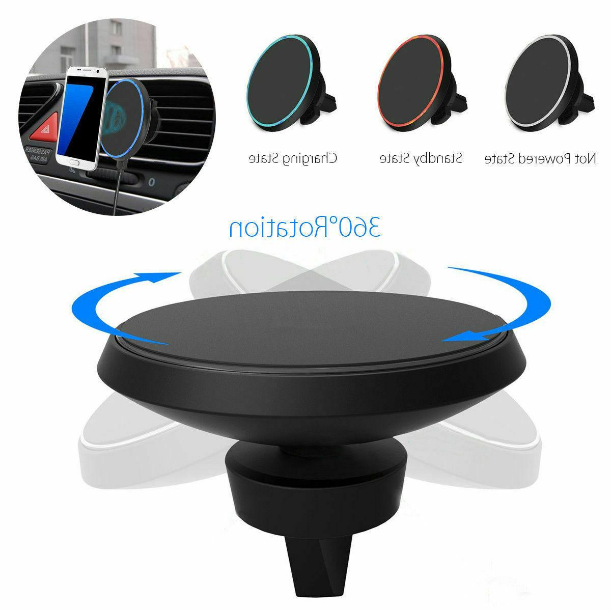 Fast Qi Wireless Charger Phone For