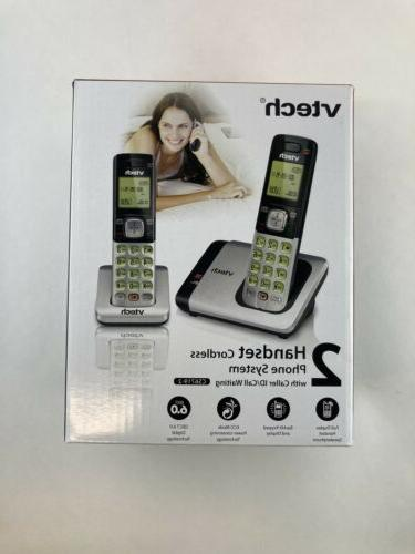 VTech CS6719-2 2-Handset Cordless ID/Call & Display/Keypad