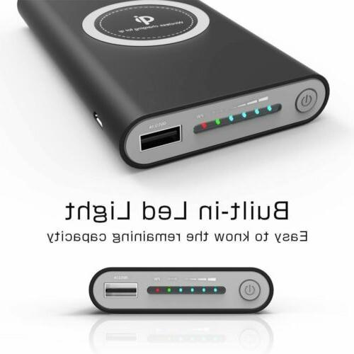 DIY 500000mAh Power Bank 2 in Charger Case Portable
