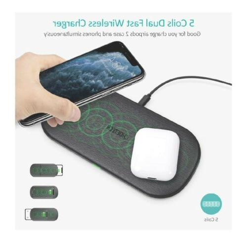 CHOETECH Charger, Certified Pad X