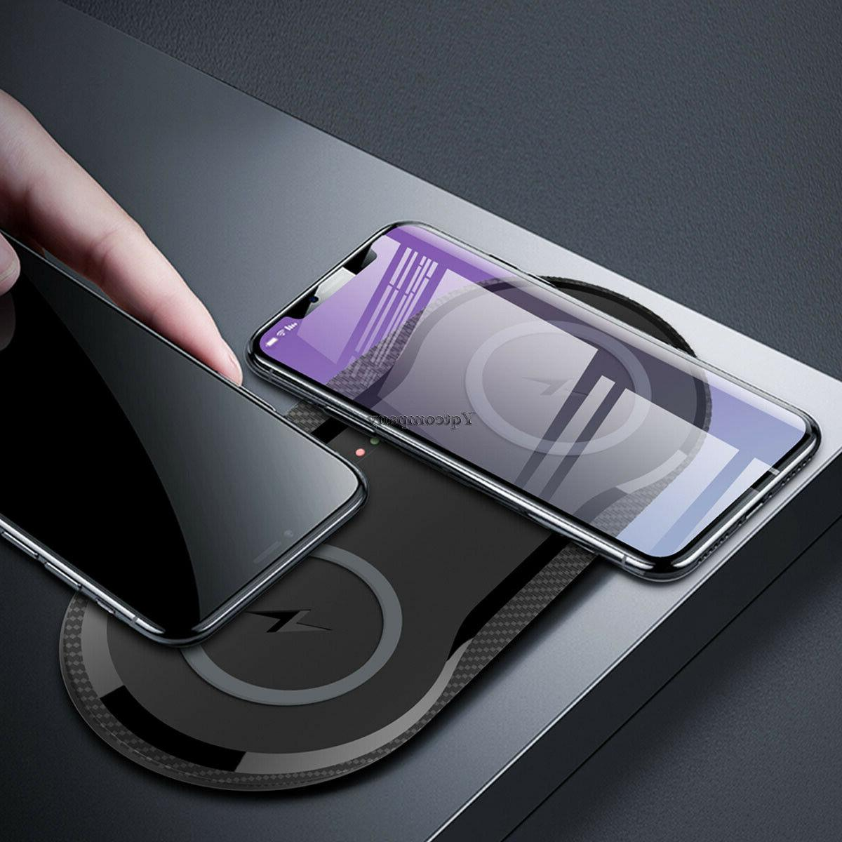 Dual/Single Charger Charging Pad Samsung S9