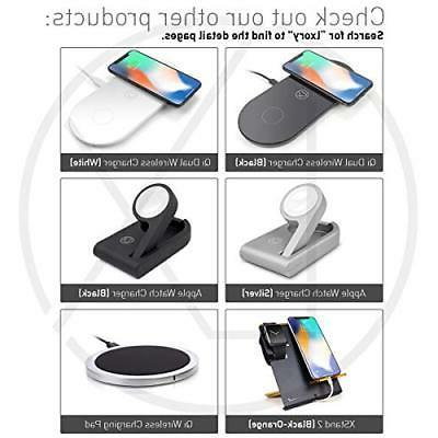 Dual Wireless Charging Pad Double For